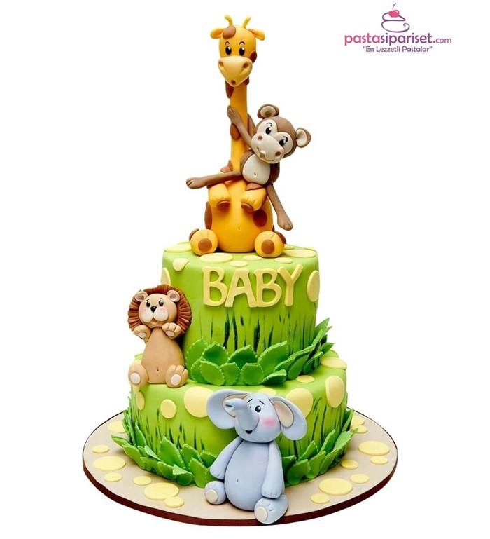 Sevimli Hayvan pastası