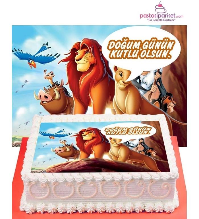 aslan pastası
